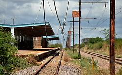 South Africa - Pretoria - 12 October 2020. Vandalised De Weldt station in Ga-Rankuwa.<br /> Picture: Oupa Mokoena/African News Agency (ANA)