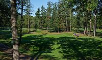 EINDHOVEN   - hole 6,  Golfbaan Welschap.   COPYRIGHT KOEN SUYK