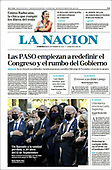 September 13, 2021 - LATIN AMERICA: Front-page: Today's Newspapers In Latin America
