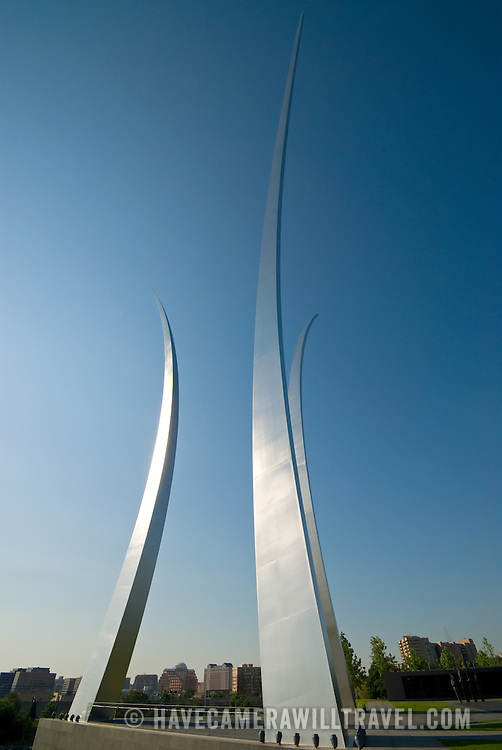 Dedicated on October 14, 2006. Stands 280 feet high.