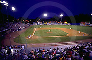Harrisburg, PA, City Island, AA Baseball, Harrisburg Senators Playing