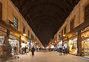 Souq al-Hamidiyya Damascus, Syria