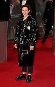 Feb 8, 2015 - EE British Academy Film Awards 2015 - Red Carpet Arrivals at Royal Opera House<br /> <br /> Pictured: Micachu<br /> ©Exclusivepix Media