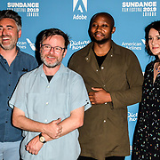 Sundance London: Short To Features: A Two-Way Street - photocall