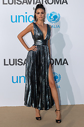 Sofia Resing arriving at a photocall for the Unicef Summer Gala Presented by Luisaviaroma at Villa Violina on August 10, 2018 in Porto Cervo, Italy. Photo by Alessandro Tocco/ABACAPRESS.COM