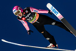Cestmir Kozisek (CZE) during the Trial Round of the Ski Flying Hill Individual Competition at Day 1 of FIS Ski Jumping World Cup Final 2019, on March 21, 2019 in Planica, Slovenia. Photo by Matic Ritonja / Sportida