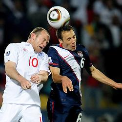 20100612: World Cup South Africa 2010, England vs USA, Rustenburg
