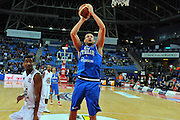 PESARO 11 MARZO 2012<br /> BASKET ALL STAR GAME<br /> ITALIA - ALL STARS<br /> NELLA FOTO CUSIN<br /> FOTO CIAMILLO