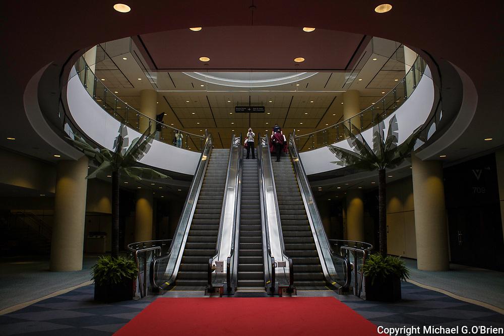 Inside the Toronto Convention Centre