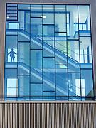 Vienna, Austria. Seestadt Aspern.<br /> Green house: Technologiezentrum (Technology Center) aspern IQ.