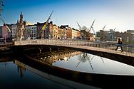 Photographer: Paul Lindsay, Nano Nagle Bridge, Cork