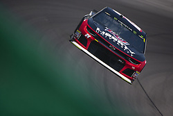 July 13, 2018 - Sparta, Kentucky, United States of America - William Byron (24) practices for the Quaker State 400 at Kentucky Speedway in Sparta, Kentucky. (Credit Image: © Stephen A. Arce/ASP via ZUMA Wire)