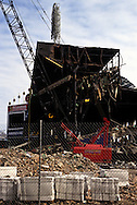 "CHICAGO, IL-1991:  ""Old"" Comiskey Park, home of the Chicago White Sox from 1910 thru 1990.  It was demolished in 1991.  (Photo by Ron Vesely)"