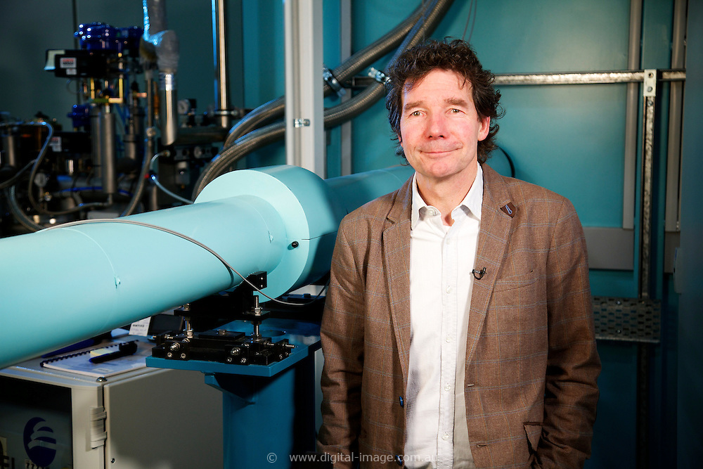 Dr David Paterson, Principal Scientist – X-ray fluorescence microscopy & X-ray absorption spectroscopy at the Australian Synchrotron
