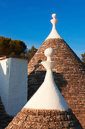 Trulli of Alberobello - Puglia - Italy .<br /> <br /> Visit our ITALY HISTORIC PLACES PHOTO COLLECTION for more   photos of Italy to download or buy as prints https://funkystock.photoshelter.com/gallery-collection/2b-Pictures-Images-of-Italy-Photos-of-Italian-Historic-Landmark-Sites/C0000qxA2zGFjd_k