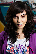 Rio de Janeiro_RJ. Brasil.<br /> <br /> Fotos da atriz, Taina Muller.<br /> <br /> The brazilian actress Taina Muller.<br /> <br /> Foto: RODRIGO CASTRO / NITRO