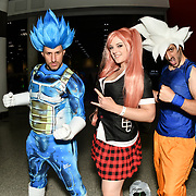 Cosplay fans came to London on October 26, 2018 for the MCM Comic Con London 2018, which took place at the Excel Centre with hundreds of stall exhibition. The weekend offered comic fans the chance to dress up as their favourite characters and even compete in the UK Championship.