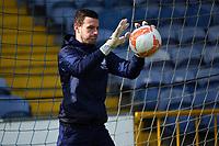 Josh Barnes. Stockport County 2-1 Kidderminster Harriers. Pre-Season Friendly. 28.9.20