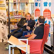 NLD/Rotterdam/20170825 - Boekpresentatie Eddy Ouwens,