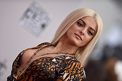 Bebe Rexha attends the 2016 American Music Awards at Microsoft Theater on November 20, 2016 in Los Angeles, CA, USA. Photo by Lionel Hahn/ABACAPRESS.COM