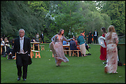 ANASTASIA KINSKY;  The Tercentenary Ball, Worcester College. Oxford. 27 June 2014
