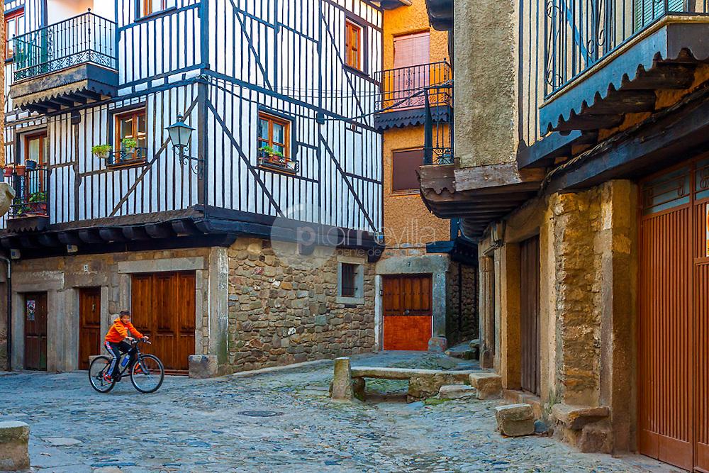 Calles de la Alberca, Salamanca ©Javier Abad / PILAR REVILLA