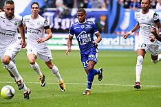Troyes vs Saint Etienne -  01 October 2017