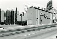 1971 Edna Earle's Fog Cutter Restaurant on La Brea Ave.