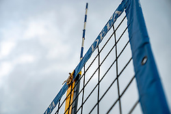 From July 1, competition in the Netherlands may be played again for the first time since the start of the corona pandemic. Nevobo and Sportworx, the organizer of the DELA Eredivisie Beach volleyball, are taking this opportunity with both hands. At sunrise, Wednesday exactly at 5.24 a.m., the first whistle will sound for the DELA Eredivisie opening tournament in Zaandam on 1 July 2020 in Zaandam.