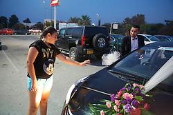 Girl Asking Groom For Money - Turkish Tradition