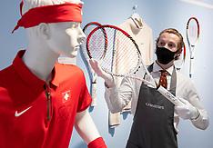 Christies Roger Federer 21st June 2021