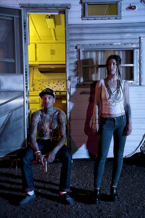 American Dreamscapes / Trailer Gothic