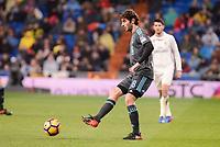 Real Sociedad's Esteban Granero during La Liga match between Real Madrid and Real Sociedad at Santiago Bernabeu Stadium in Madrid, Spain. January 29, 2017. (ALTERPHOTOS/BorjaB.Hojas)