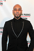 New York, NY- May 22: Recording Artist/Philanthropist Kasseem Dean aka Swizz Beatz attends the Gordon Parks Foundation Awards Dinner & Auctionn: Celebrating the Arts & Humanitarianism held at Cipriani 42nd Street on May 22, 2018 in New York City.   (Photo by Terrence Jennings/terrencejennings.com)