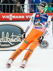 Andraz Pograjc (SLO) during the Ski Flying Hill Individual Competition at Day 1 of FIS Ski Jumping World Cup Final 2016, on March 17, 2016 in Planica, Slovenia. Photo by Vid Ponikvar / Sportida