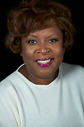 Portrait of Radio host Robin Quivers, photo by Tony Gale