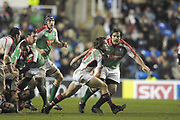 Reading, GREAT BRITAIN, Issac BOSS, during the third round Heineken Cup game, London Irish vs Ulster Rugby, at the Madejski Stadium, Reading ENGLAND, Sat., <br /> 09.12.2006. [Photo Peter Spurrier/Intersport Images]