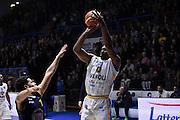 Harris Paul<br /> Vanoli Cremona - Fiat Torino<br /> Lega Basket Serie A 2016/2017<br /> Cremona 12/02/2017<br /> Foto Ciamillo-Castoria