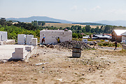 "New foundation of the  becoming house of Rudolf's family (2013) related to a pilot project constructing low-cost houses called ""From Shack into a 3E (Ecological and Energy Efficient) House"",<br /> which was implemented in the village of Rankovce located about 30 km from Kosice in 2013. The pilot project took place in a marginalized Roma community - all the builders were<br /> unemployed Roma living with their families in difficult conditions."