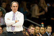 DALLAS, TX - FEBRUARY 6: Temple Owls head coach Fran Dunphy looks on against the SMU Mustangs on February 6, 2014 at Moody Coliseum in Dallas, Texas.  (Photo by Cooper Neill) *** Local Caption *** Fran Dunphy
