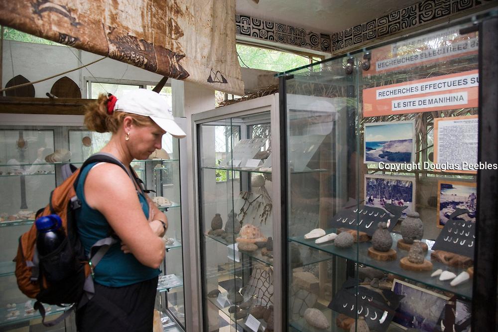 Community Museum of Ua Huka, Marquesas Islands, French Polynesia<br />