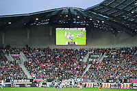 Illustration Stade Jean Bouin - 29.05.2015 - Stade Francais / Racing Metro - Barrages Top 14<br />Photo : Andre Ferreira / Icon Sport