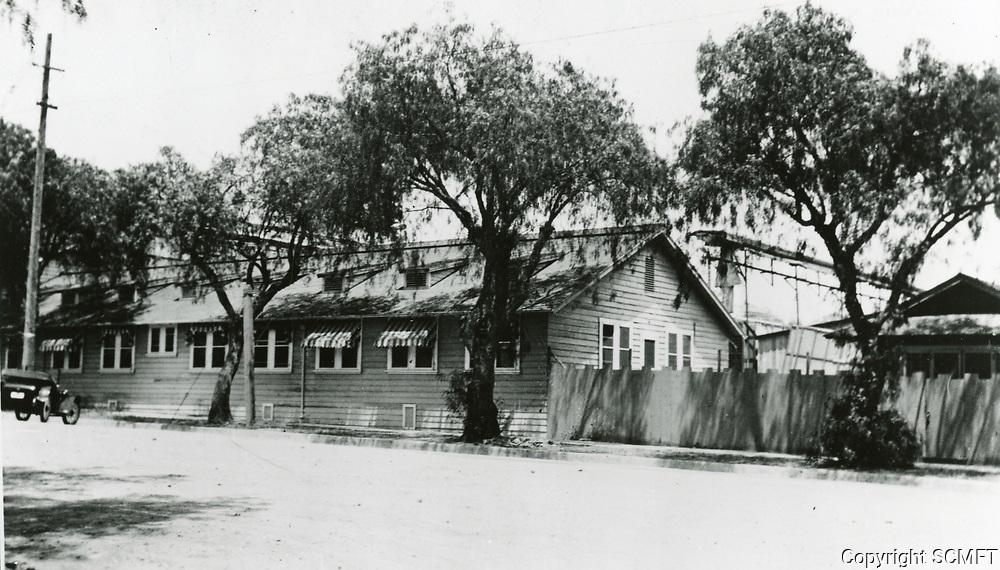 1917 Lasky Studios at Sunset & Vine