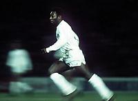 Fotball<br /> Treningskamp<br /> Fulham v Santos<br /> 21. februar 1972<br /> Foto: Digitalsport<br /> NORWAY ONLY<br /> Pele, Santos