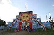 KIdz Field, Glastonbury Festival, Somerset, Britain - 29 June 2003.