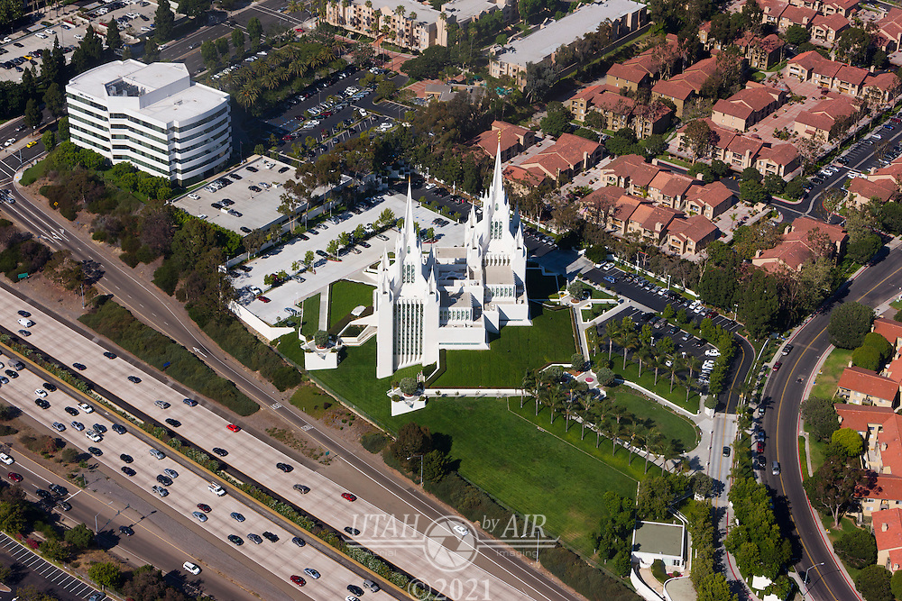 The San Diego LDS Temple