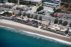 EXCLUSIVE: A series of aerial pictures shot over Malibu, CA showing singer Robbie Williams new home and the proximity to his famous neighbors. 02 Aug 2018 Pictured: Nobu. Photo credit: Toby Canham/MEGA TheMegaAgency.com +1 888 505 6342