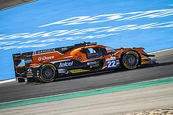 October 20, 2017 - France - 22 G-DRIVE RACING (RUS) ORECA 07 GIBSON LMP2 LEO ROUSSEL (FRA) RYO HIRAKAWA (JPN) MEMO ROJAS  (Credit Image: © Panoramic via ZUMA Press)