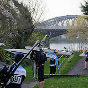 Scullers Head 2014 - Marshalling