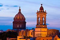 Las Monjas Church (Templo de la Inmaculada Concepcion), San Miguel de Allende, Mexico